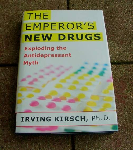 The Emperor's New Drugs - Exploding the Antidepressant Myth - Antidepressants vs Placebos - No clinically significant difference