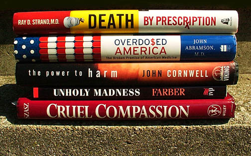 More Medicine Danger Books